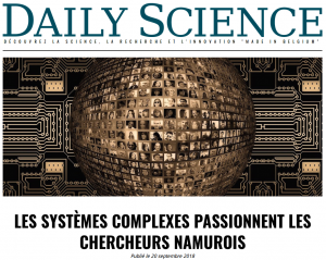 2018-10-naXys in Daily Science